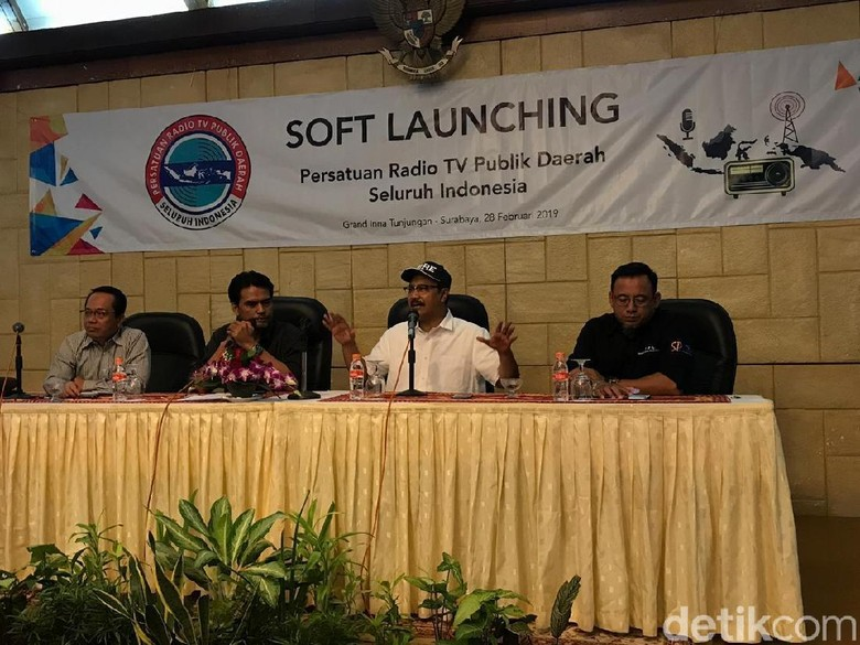 Radio Pemda se-Indonesia Tunjuk Gus Ipul jadi Ketua Umum
