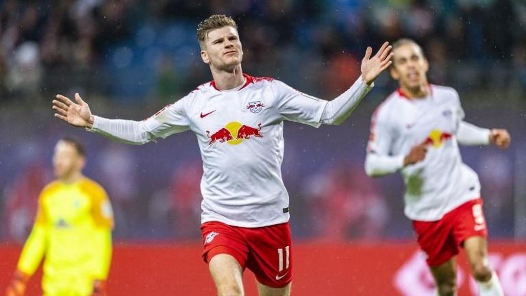 Jadi Rebutan Liverpool-Chelsea, Sebagus Apa Sih Timo Werner?