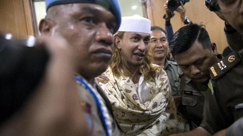 Ribuan Aparat akan Jaga Sidang Bahar di Gedung Arsip Bandung