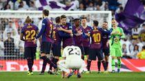 El Clasico Gagal Karena Kesalahan Barcelona
