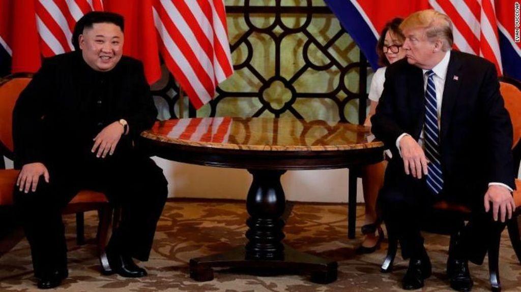 Berakhir Mendadak Tanpa Kesepakatan, KTT Trump-Kim Kurang Persiapan