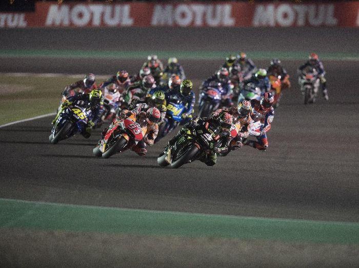 Susunan lengkap rider MotoGP 2020 setelah Johann Zarco gabung Avintia (Mirco Lazzari gp / Getty Images)