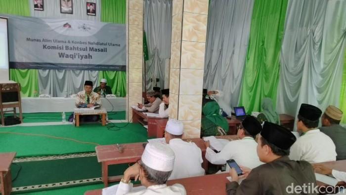 Munas Alim Ulama NU di Banjar (Foto: Dadang Hermansyah)