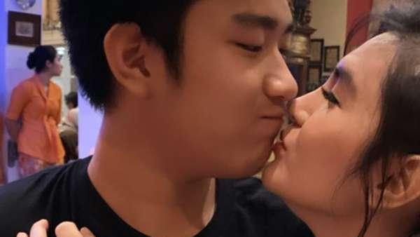 Siapa Pria yang Hampir Dicium Angela Lee?