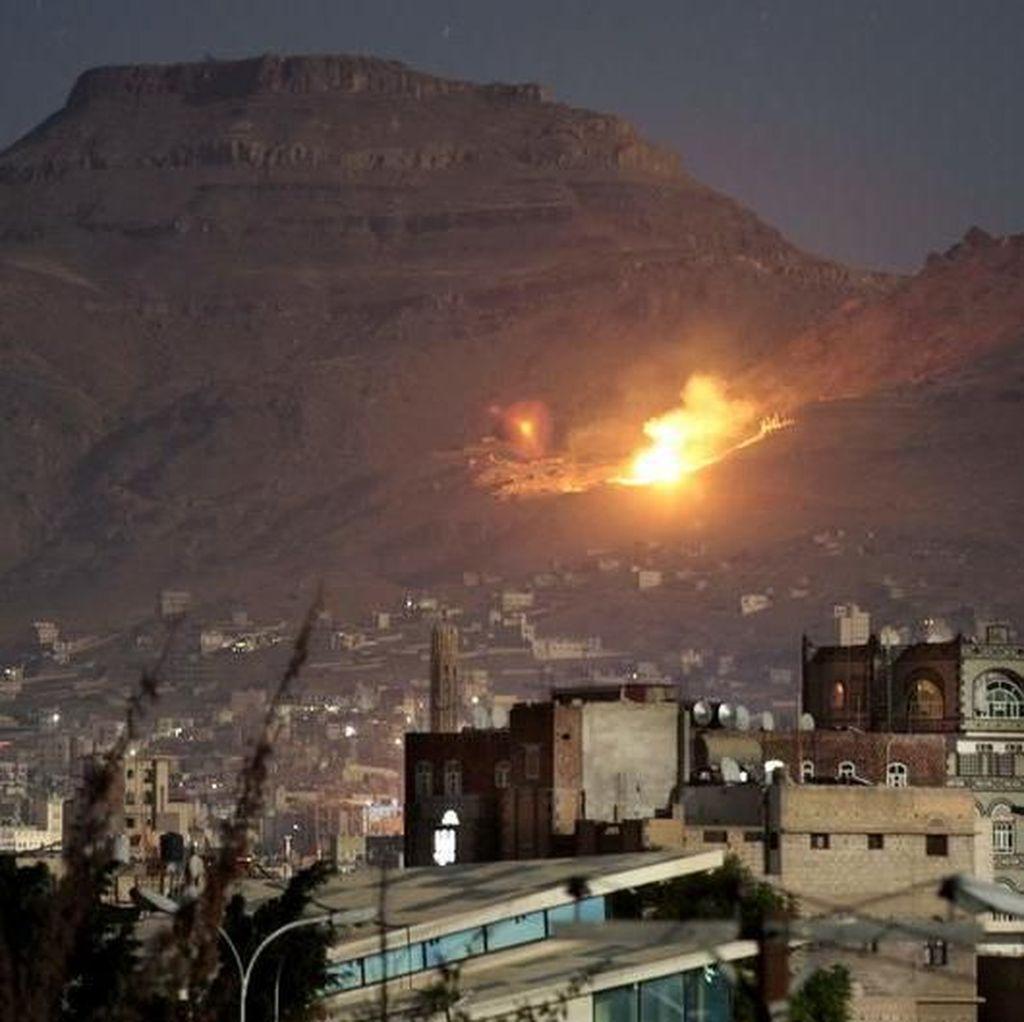 AS Klaim Sita Senjata-senjata Iran yang Dikirim ke Yaman