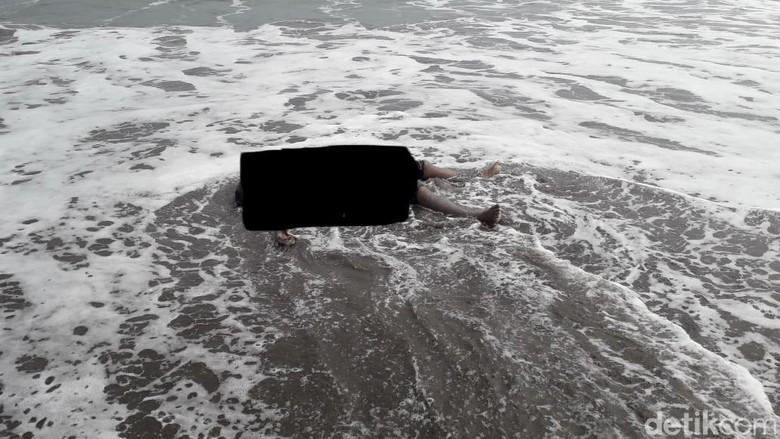 Cari Kerja di Yogya, Warga Lampung Ditemukan Tewas di Pantai Bantul