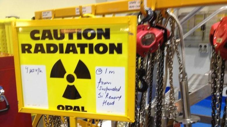 Tiga Pekerja Fasilitas Nuklir Australia Terkena Tumpahan Bahan Kimia