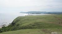 Bukit Merese begitu luas dan asyik buat dijelajahi (Afif Farhan/detikTravel)