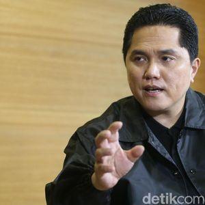 Erick Thohir Bela Ahok, Indonesia Jadi Negara Maju