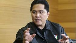 Erick Thohir Ungkap Rahasia Krakatau Steel Untung Rp 1 T