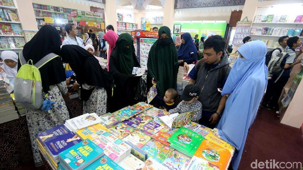 Berburu Buku Islami di Islamic Book Fair 2019