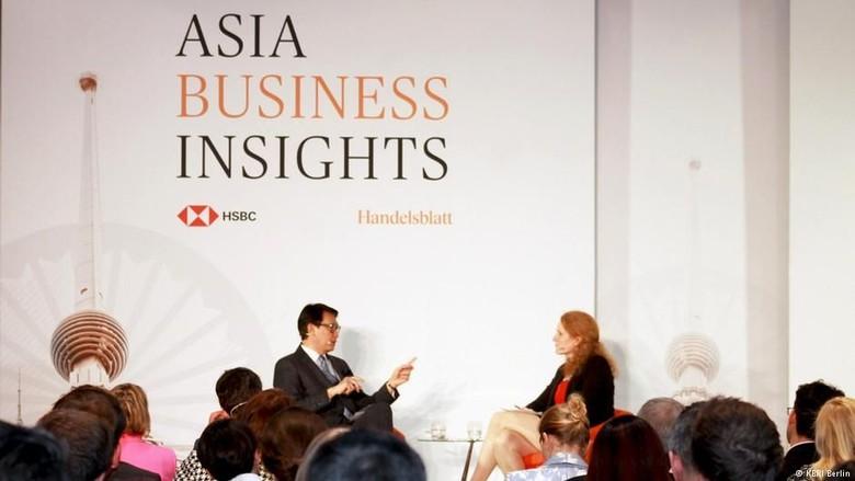 Kebangkitan Asia Jadi Peluang dan Tantangan Bagi Perusahaan Jerman