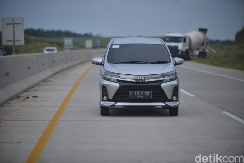 Toyota Avanza 2019. Foto: Dok. Toyota-Astra Motor