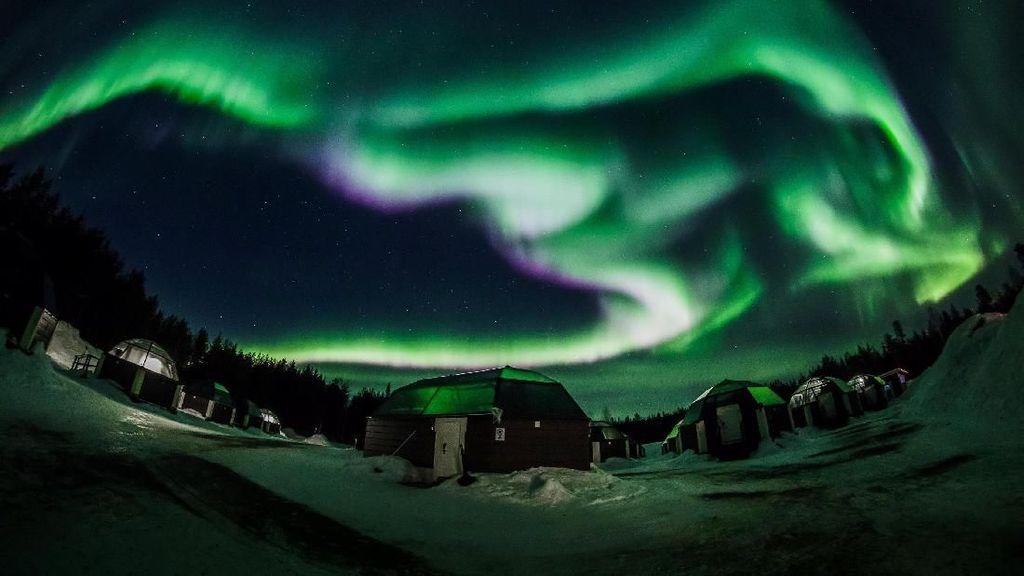 Aurora di Bumi vs di Luar Angkasa, Cantik Mana?