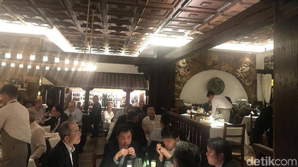 Meson Txistu, Restorannya Para Pesepakbola Top Dunia