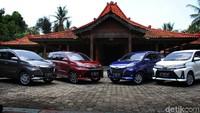 Mobil sejuta umat masih menjadi rajanya penjualan di bulan Januari-November 2019. Mobil itu terjual sampai 80.728 unit Foto: Dok. Toyota-Astra Motor