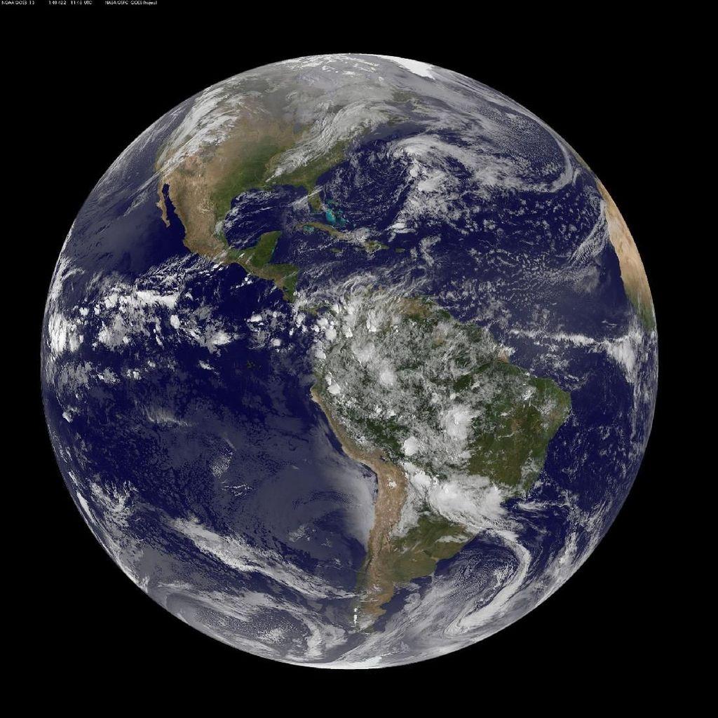 Manusia Ternyata Bisa Rasakan Medan Magnet Bumi