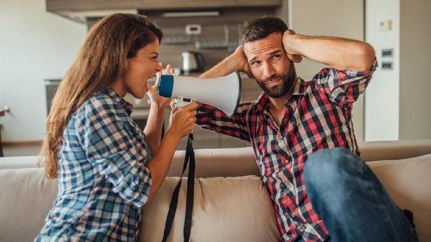 Perbedaan struktur otak pria dan wanita kerap memicu pertengkaran.