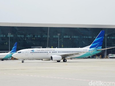 Garuda Turun Peringkat di Kru Kabin Terbaik Versi Skytrax