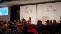 Di Depan 300 Pengusaha Internasional, Dubes Oegroseno Bahas Ekonomi RI