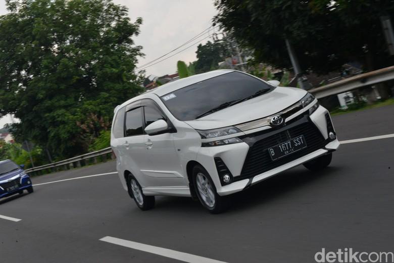 Toyota Avanza kembali rebut takhta mobil terlaris Indonesia. Foto: Dok. Toyota-Astra Motor