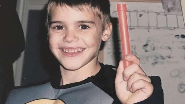 Ulang Tahun ke-25, Foto Masa Kecil Justin Bieber Ramaikan Sosmed