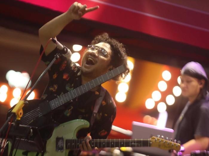 Kunto Aji di BNI Java Jazz 2019