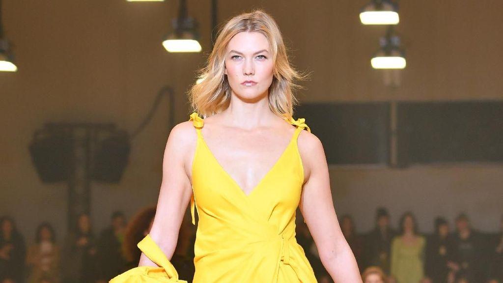 Menikah 2 Tahun, Supermodel Karlie Kloss Hamil Anak Pertama