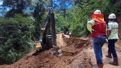Operasi SAR di Lokasi Longsor Tambang Emas di Bolmong Dihentikan