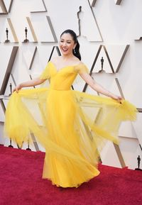 Ini Rahasia Tubuh Ramping Pemeran 'Crazy Rich Asians', Constance Wu