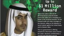 AS Tawarkan Hadiah Rp 14 M untuk Informasi Putra Osama bin Laden