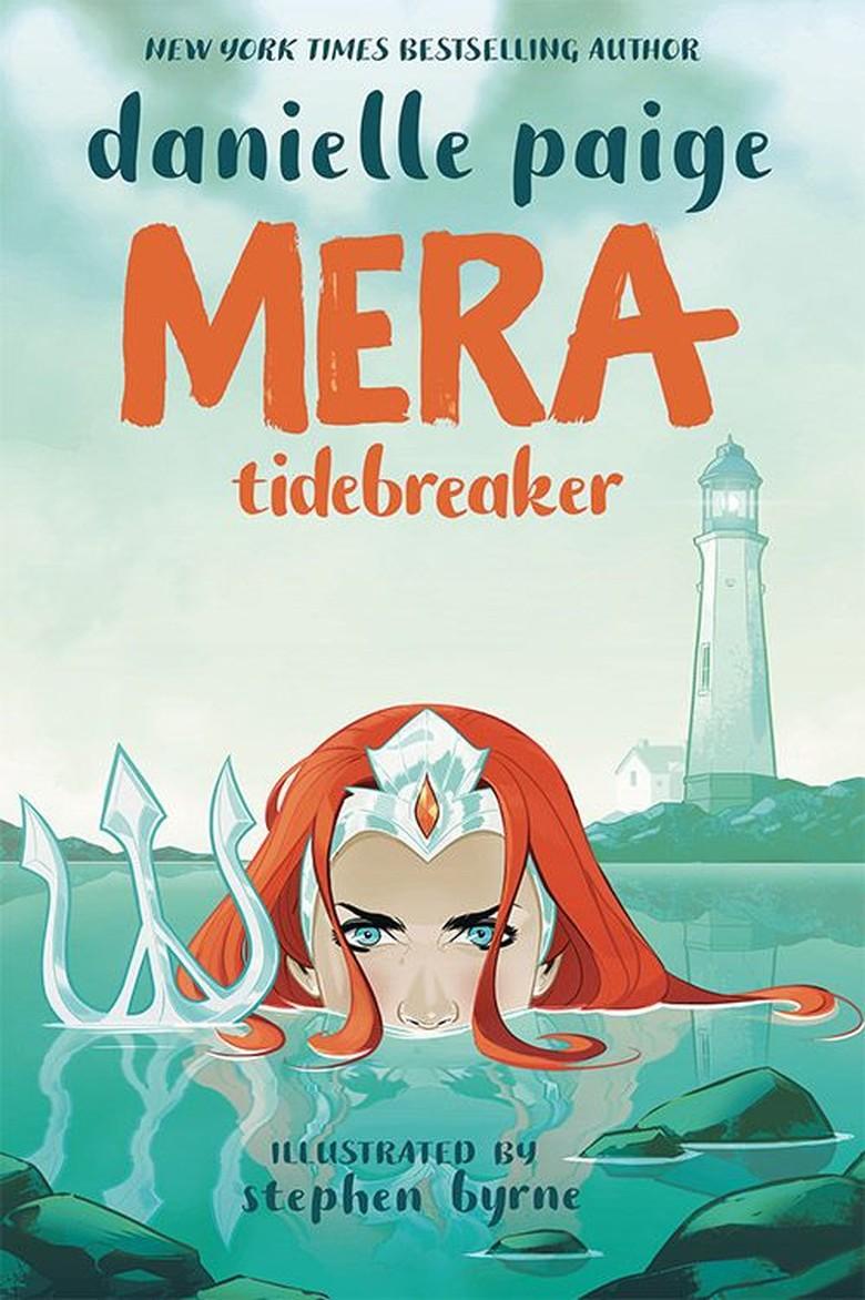 DC Terbitkan Komik tentang Putri Mera Aquaman