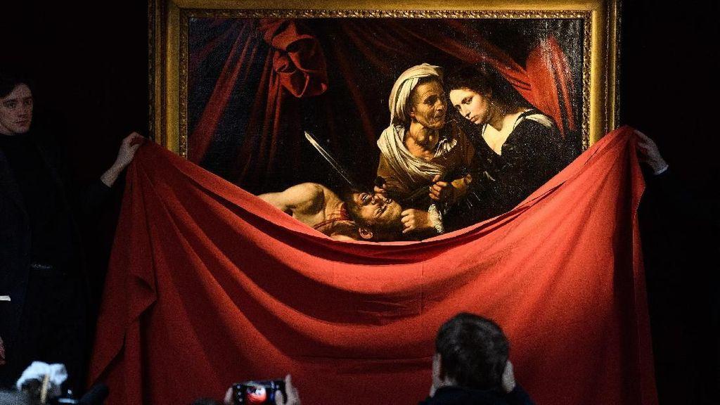 Dari Loteng Hingga Pasar Loak, Lukisan Mahal Ini Bikin Tajir Penemunya