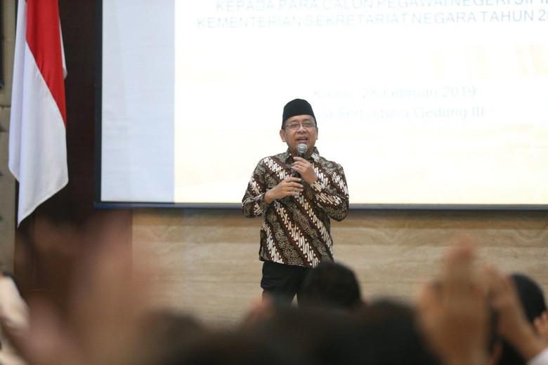 Surat ke KPU Jadi Kontroversi, Pratikno Bantah Intervensi