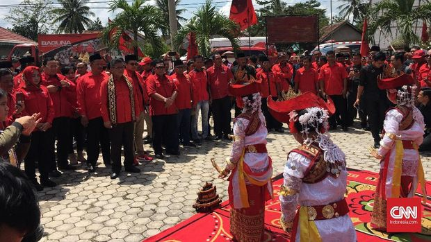 Target PDIPdi Lampung,JokowiRaih60Persendi3Kabupaten