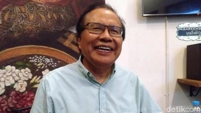 Rizal Ramli Ditunjuk Jadi Pakar, Prabowo: Ahli Matematika, Fisika