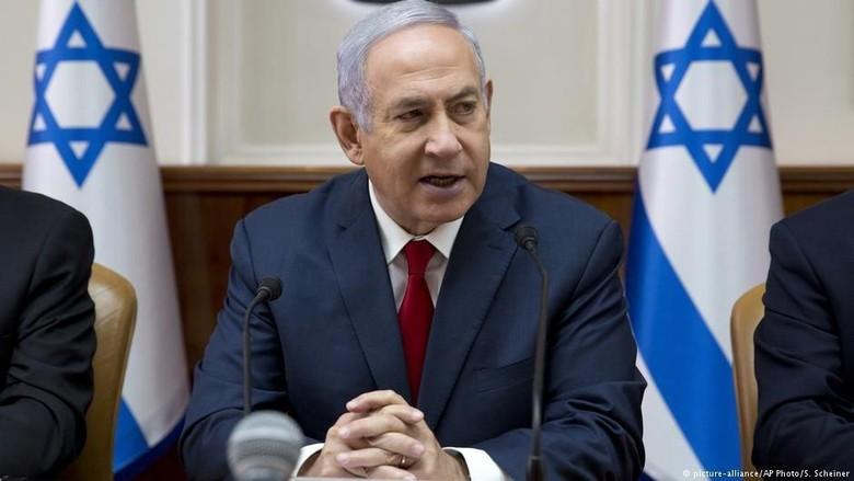 Murka Dunia Atas Janji Netanyahu Caplok Lembah Jordan di Tepi Barat