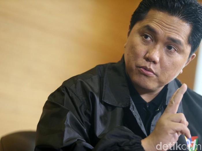 Erick Thohir, Blak-blakan soal strategi Jokowi-Amin di Jawa Barat