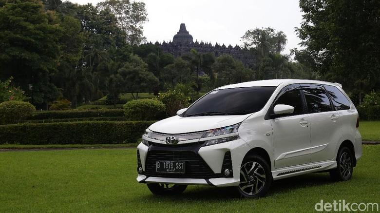 Toyota Avanza Foto: Dok. Toyota-Astra Motor