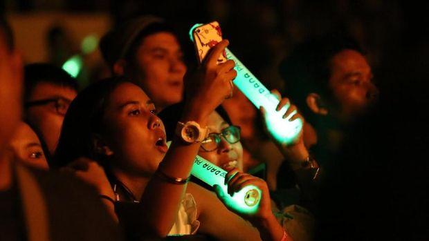 'High Hopes' Tutup Konser Kodaline di Jakarta Malam Ini