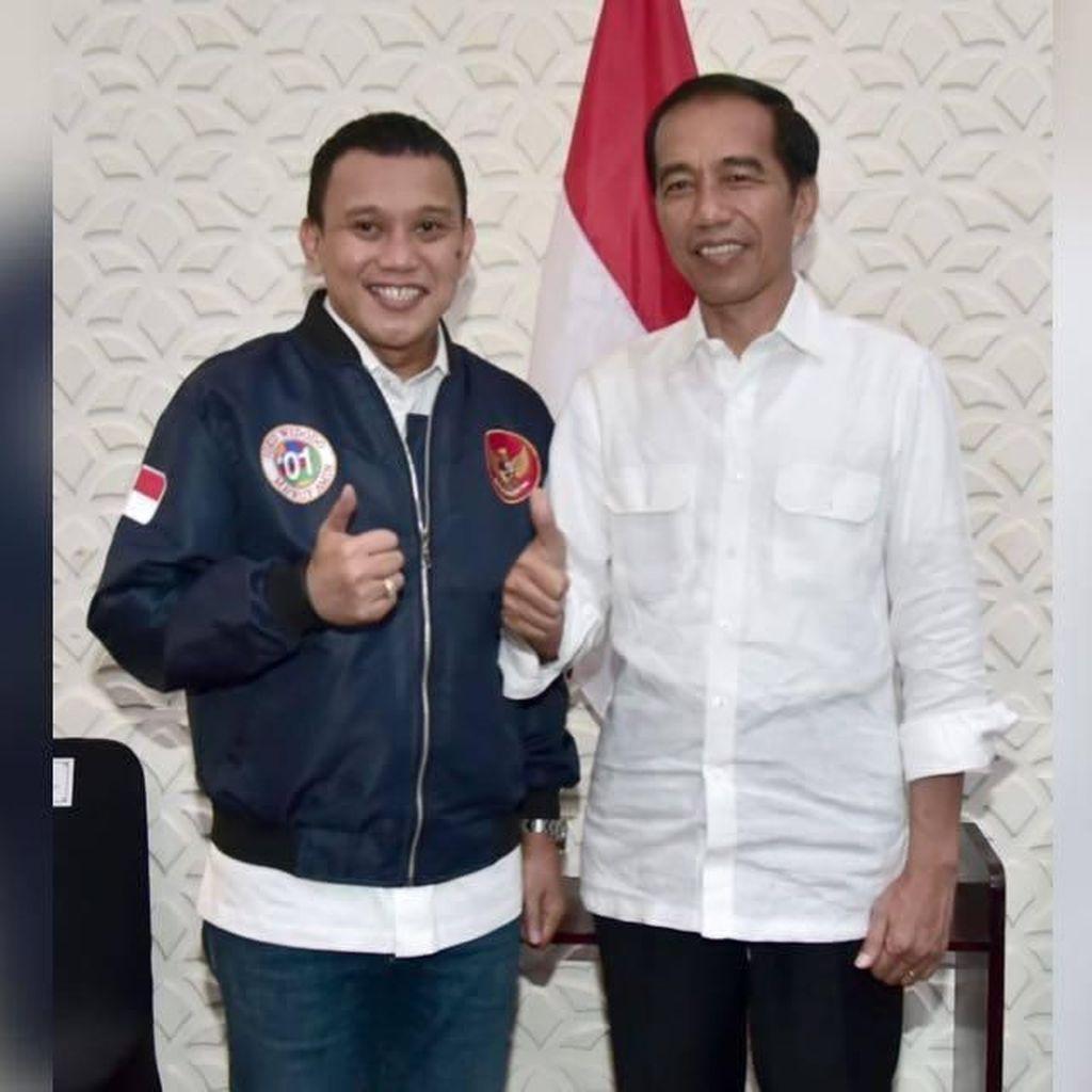 Soal Kirim Utusan ke Prabowo, TKN: Jokowi Ingin Rangkul Semua