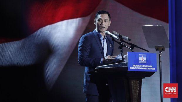 Demokrat Siap Merapat TKN Jika Diajak Langsung oleh Jokowi