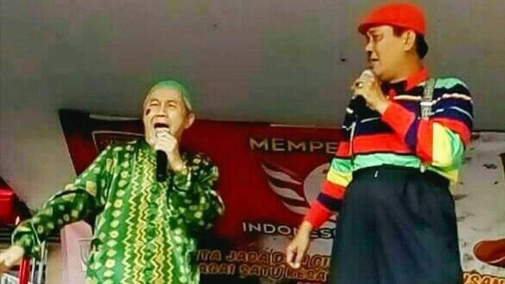 Selamat Jalan Nur Tompel, Komedian Gagap Pertama di Indonesia
