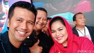 Emil Dardak dan Puti, Dulu Bersaing Kini Bersatu Menangkan Jokowi