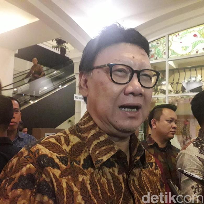 Mendagri: ASN Jangan Netral, Sampaikan Program Pak Jokowi