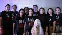 Momen Berkesan Para Pemeran Film Reva Guna Guna