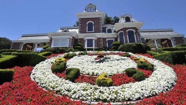 Harga 'Istana' Michael Jackson Kini Turun Jadi Rp 437 M