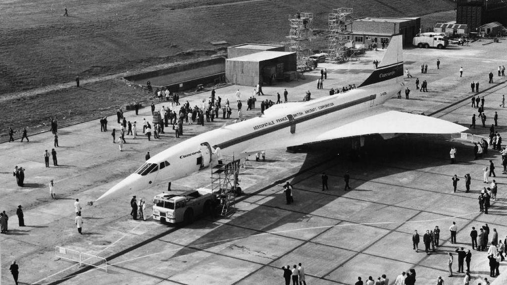 Mengenang Awal Kisah Concorde yang Dulu Menggelegar di Langit