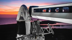Mengenal Naga SpaceX yang Ditumpangi Astronaut ke Antariksa