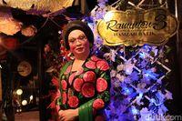 Raminten Cabaret Show di lantai 3 Hamzah Batik (Randy/detikTravel)